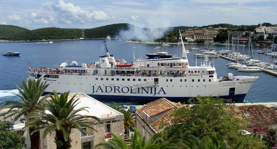 De 5 mooiste Kroatische eilanden vanuit Split | Mooistestedentrips.nl