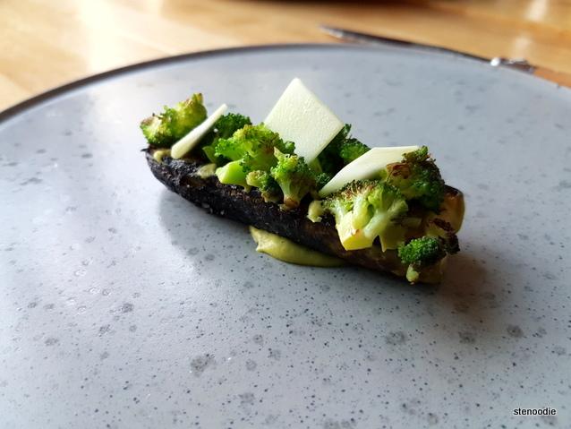 broccoli and zucchini