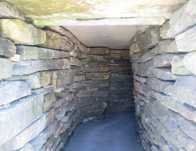 Internal Passage Skara Brae Mock Up