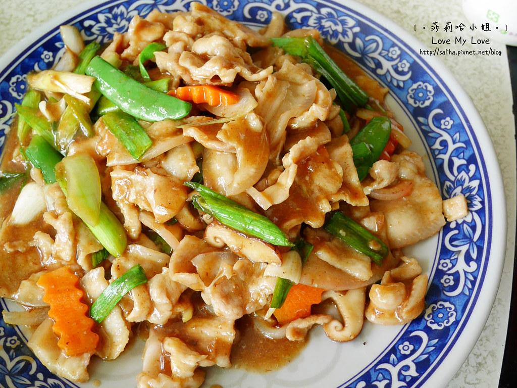 陽明山山產料理餐廳大樹下小饅頭 (22)