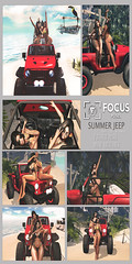Focus Poses - Summer Jeep