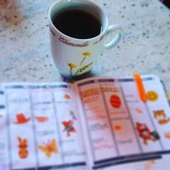 Planner Tea