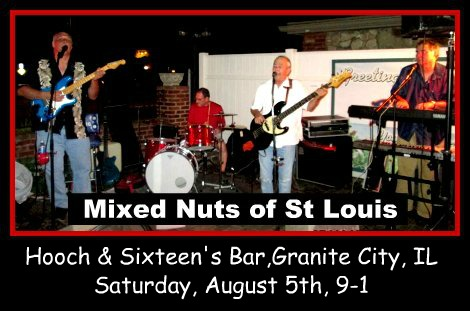 Mixed Nuts of St. Louis 8-5-17