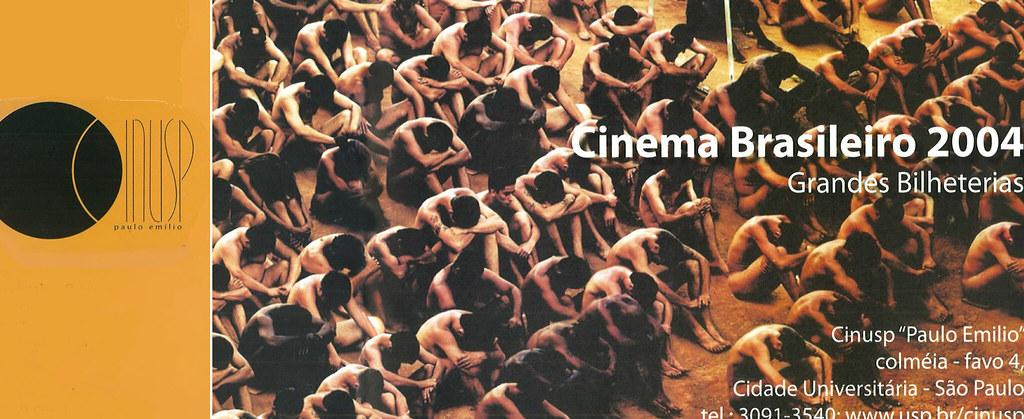 Cinema Brasileiro 2004: Grandes Bilheterias