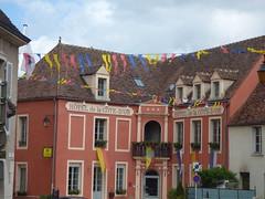 Hôtel de la Côte-d'Or - Rue Voltaire, Semur-en-Auxois - Photo of Corrombles