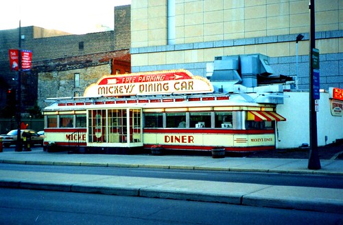 Elizabeth (NJ) United States Picture : Saint Paul Minnesota ~ Mickeys Dining Car ~ HIstoric Diner
