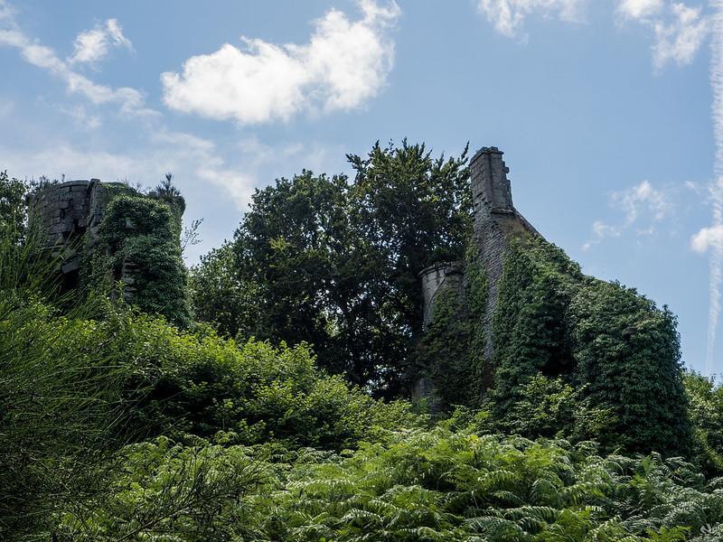 Urbex -Chateau de Rustephan  35520727323_3de7e2770c_c