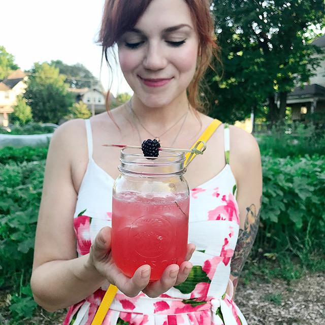 Cocktails on the Farm