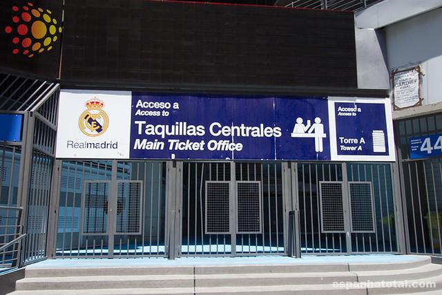 Estádio Santiago Bernabéu, Madrid