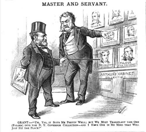 master and servant (1882)