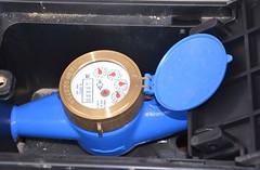 Aguas del Chuno continúa con la instalación de nuevos medidores