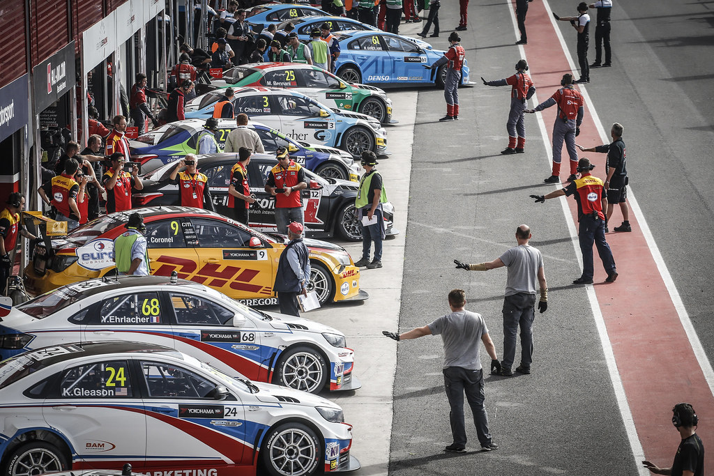 paddock during the 2017 FIA WTCC World Touring Car Race of Argentina at Termas de Rio Hondo, Argentina on july 14 to 16 - Photo Francois Flamand / DPPI