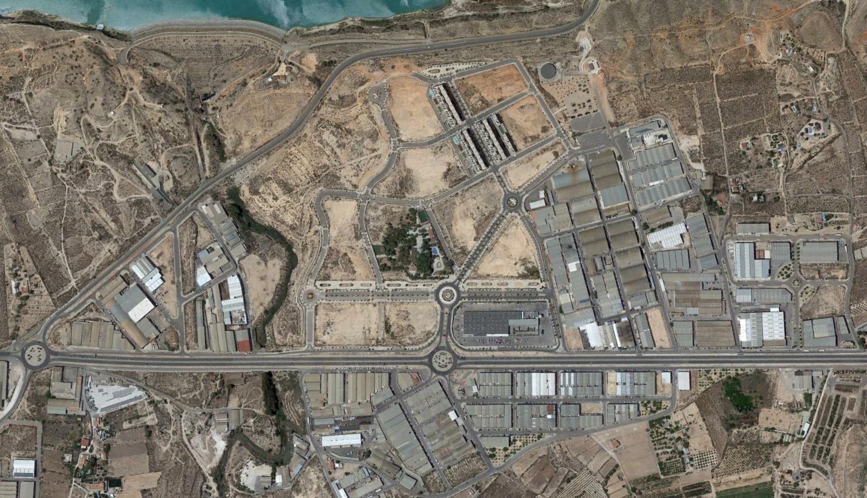 polígono industrial de crevillente, alicante, josevi, después, urbanismo, planeamiento, urbano, desastre, urbanístico, construcción, rotondas, carretera