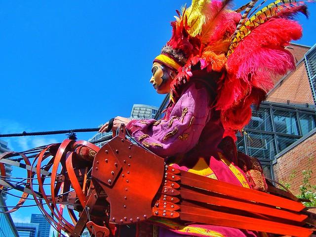 Luminato Festival ~ Cirque Du Soleil ~ Toronto Ontario ~ Canada