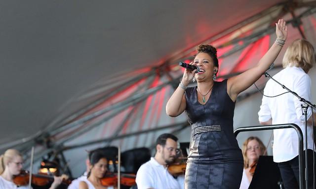 'Women Rock' at GR Symphony Picnic Pops
