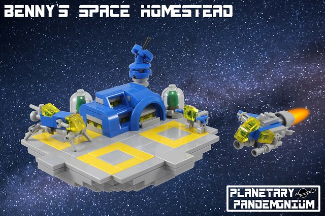Benny's Space Homestead #1