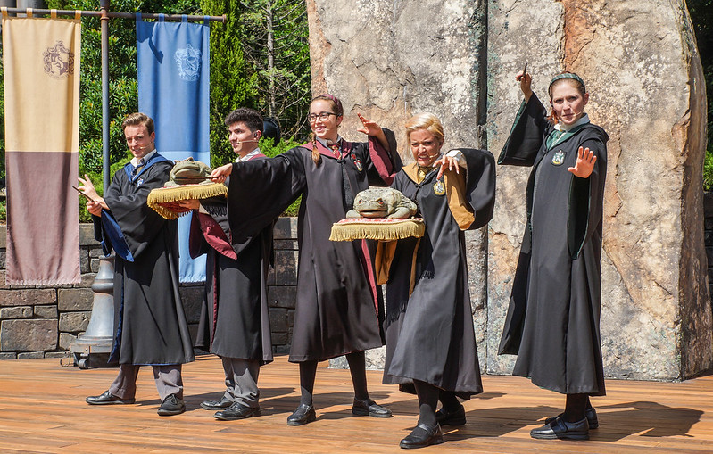 Harry Potter choir