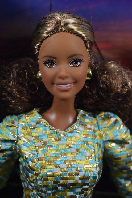 2016 Barbie The Look Nighttime Glamour DYX64 (1)