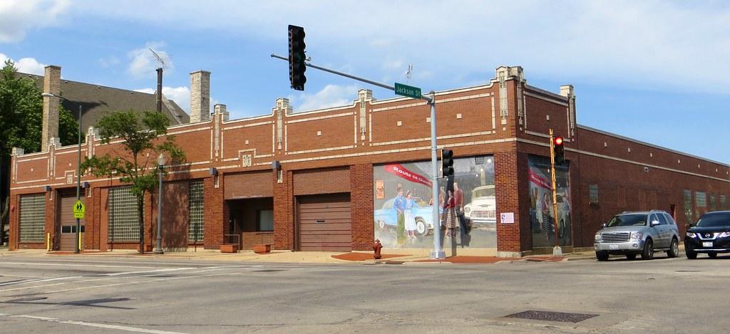 Former Car Dealership Joliet Il Longtime Chevrolet Deale
