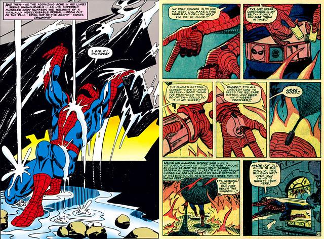 Amazing Spider-Man comic