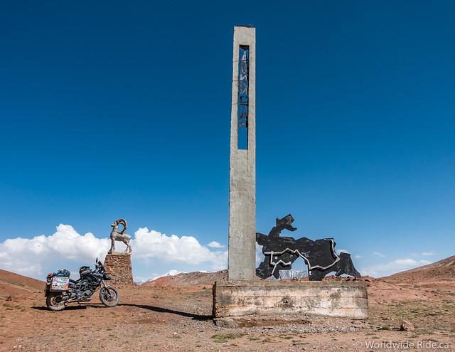 Tajik Kyrgy Border-12