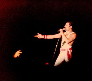 Queen live @ Dublino - 1984