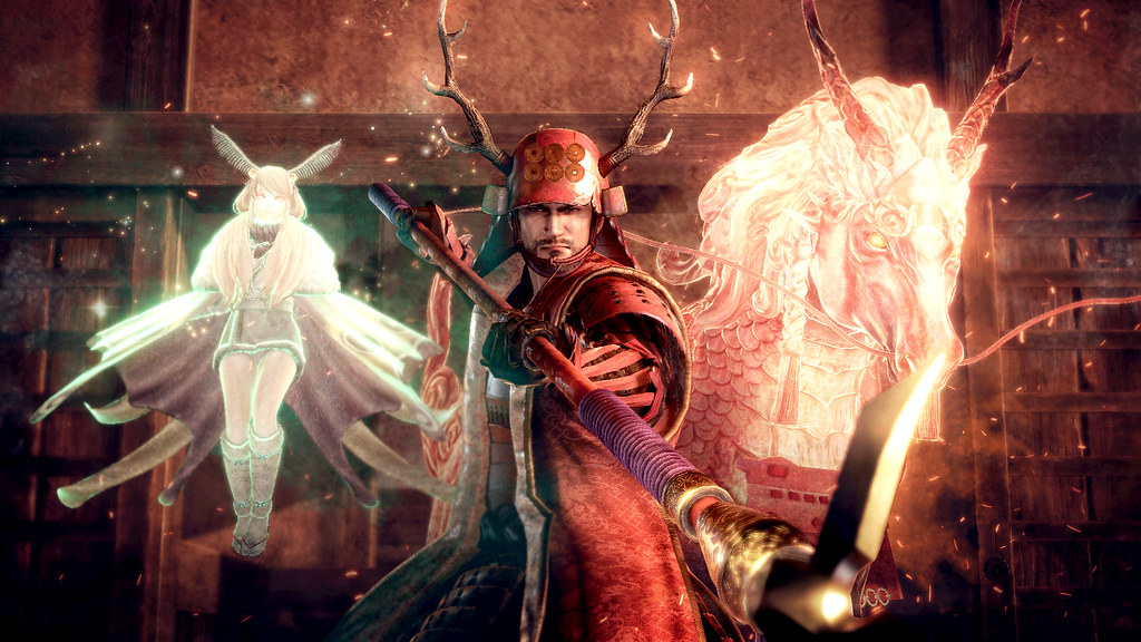 Image result for ps4 nioh defiant honor
