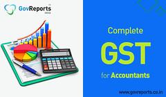 GST For Accounts - GST Ledger