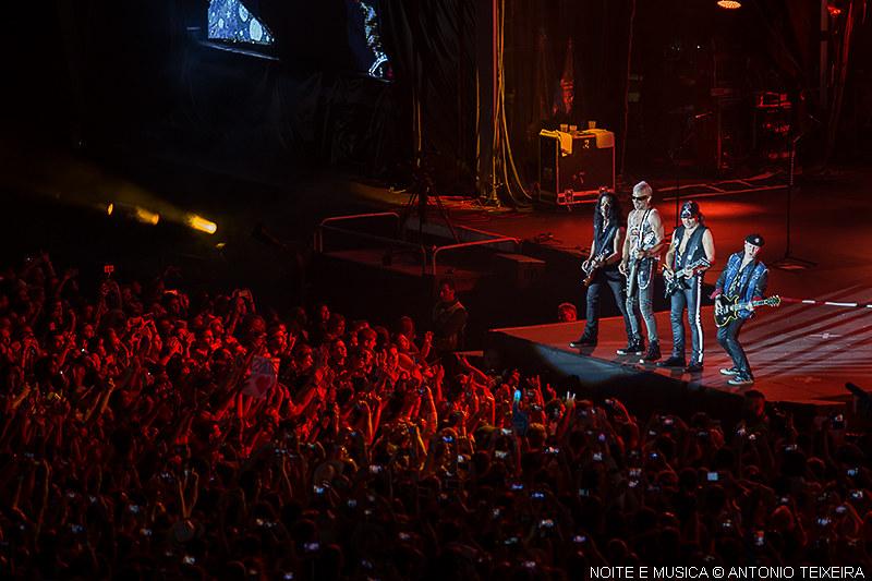 Scorpions - MEO Marés Vivas '17