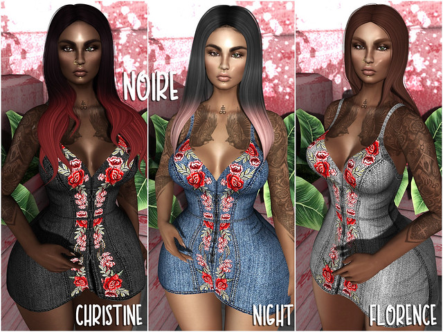 NOIRE - Hair Fair 2017