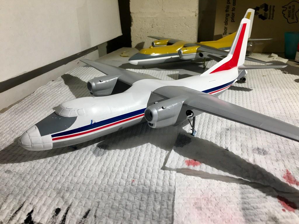 An-30 WIP