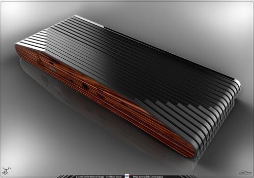 AtariBox de Atari - Versión Retro Madera