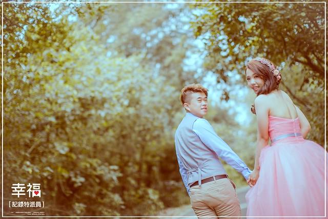 『婚紗攝影』早安東方美