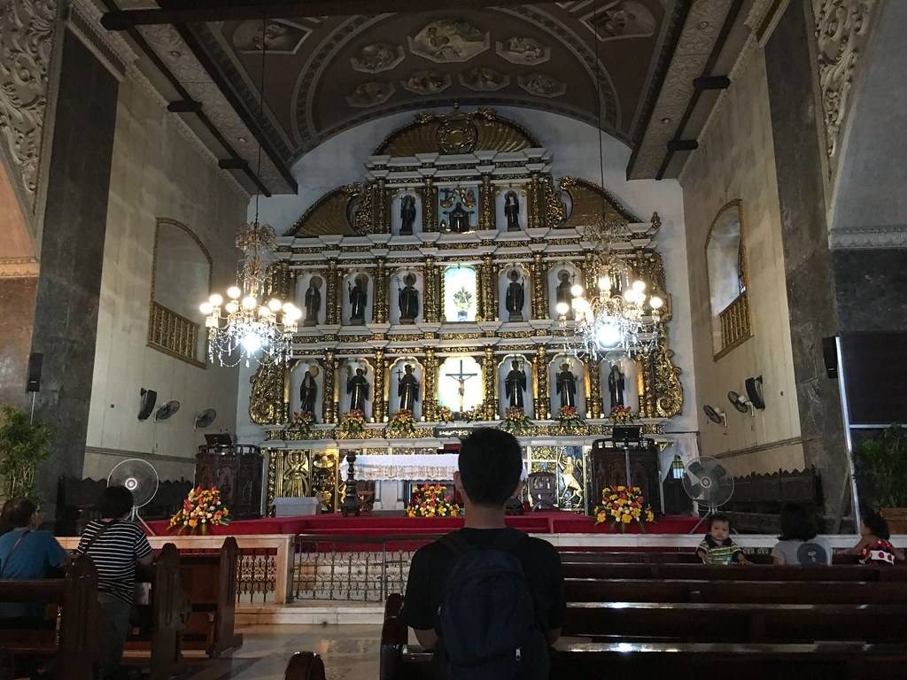 Basilica Minore del Santo Niño | South Cebu Tourist Spots