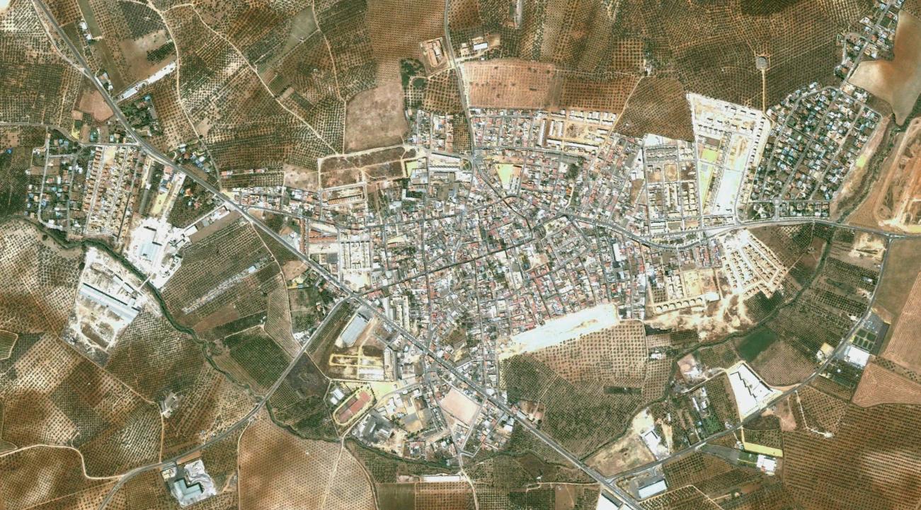 bollullos de la mitación, sevilla, gomaespuma, antes, urbanismo, planeamiento, urbano, desastre, urbanístico, construcción
