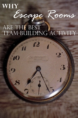 Why Escape Rooms are the Best Team-Building Activity