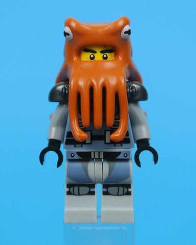 Review: 71019 The LEGO NINJAGO Movie Collectable Minifigures (2 ...
