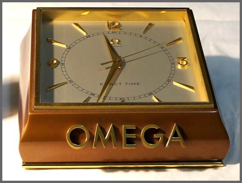 Omega 8day Exact Hour