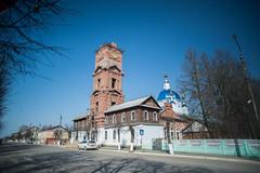 Kazan Cathedral in Yukhnov