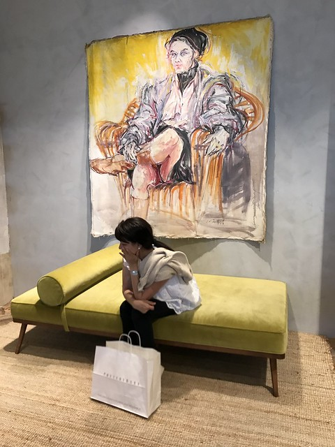 OMB at Anthropologie July 14, 2017