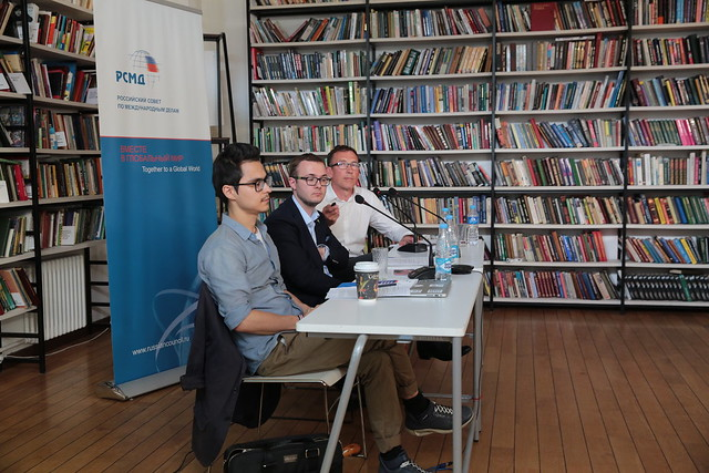 Как противодействовать fake news? Дебаты РСМД в библиотеке Достоевского