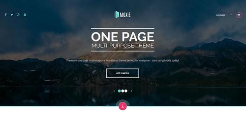 Moxie v1.1 – Multi-Purpose WordPress theme