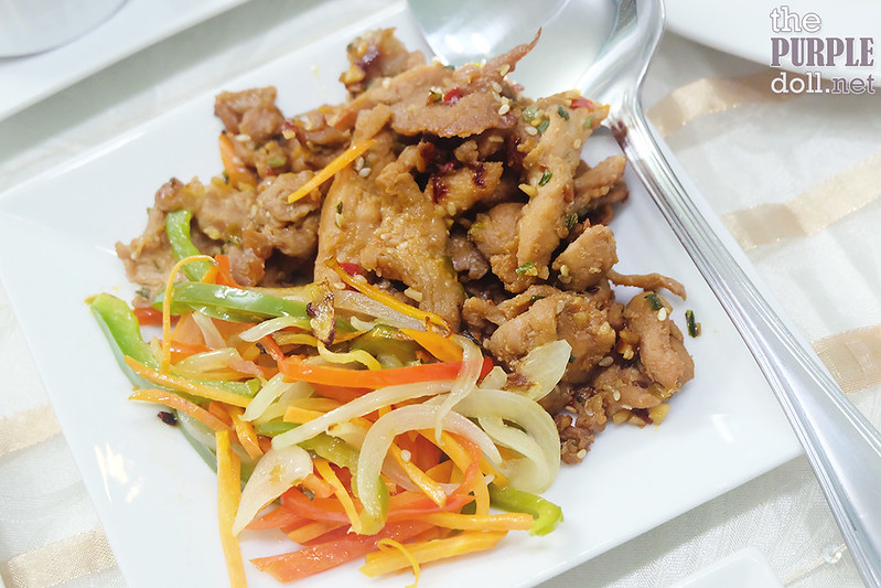 Korean Pork