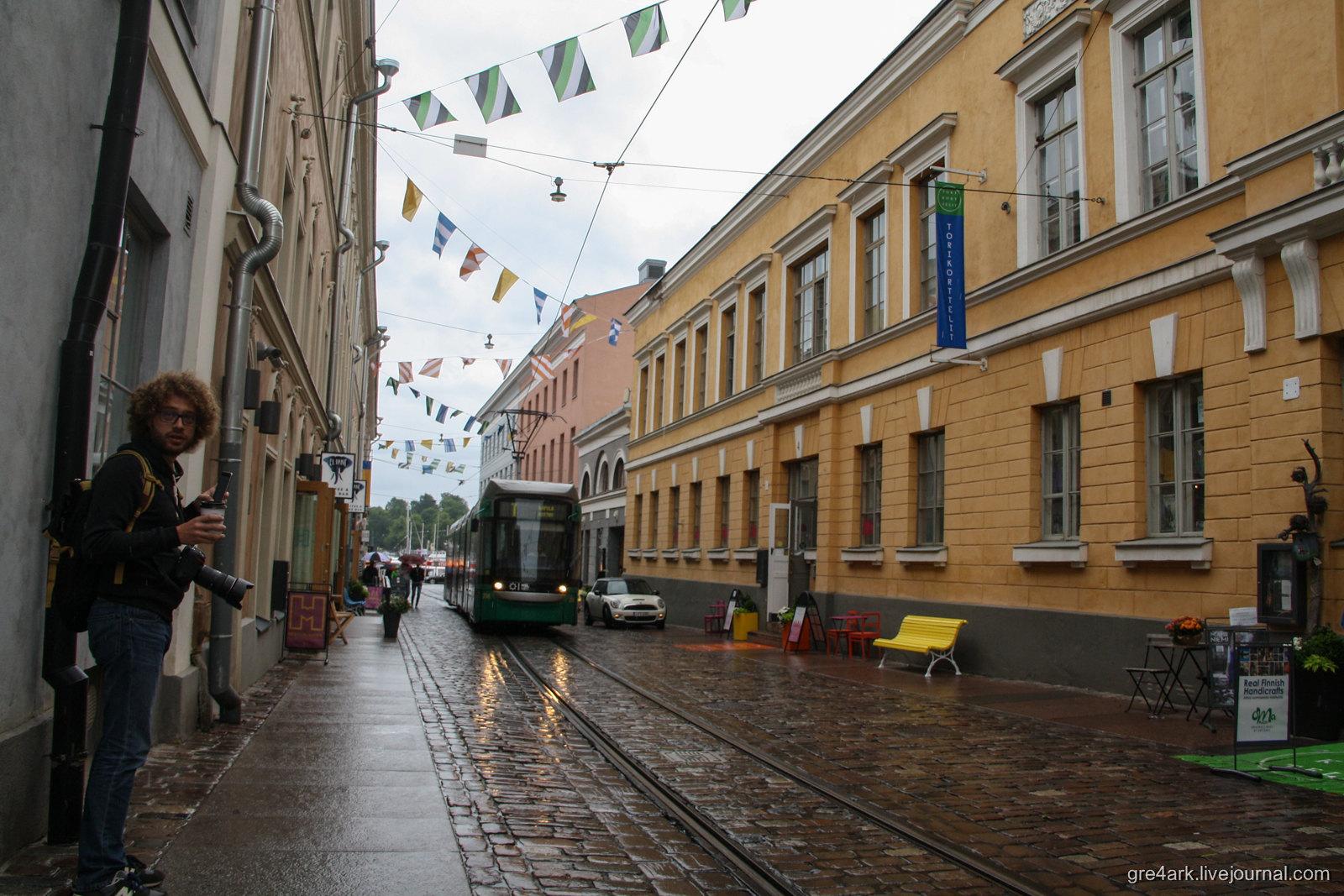 Хельсинки – хороший город с плохим климатом