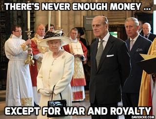 War and Royalty