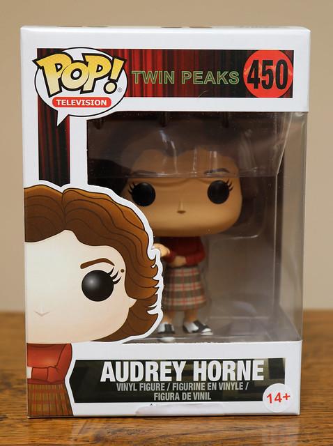 Funko Pop! Twin Peaks - Audrey Horne #450 (2017)
