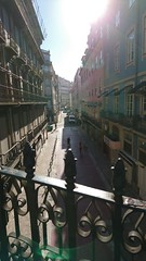 Straat in Lissabon