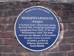Photo of Blue plaque number 9707