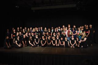Concert de Viva Younth Singers i New Dublin Voices 25.07.17