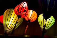 Lampions in Asien